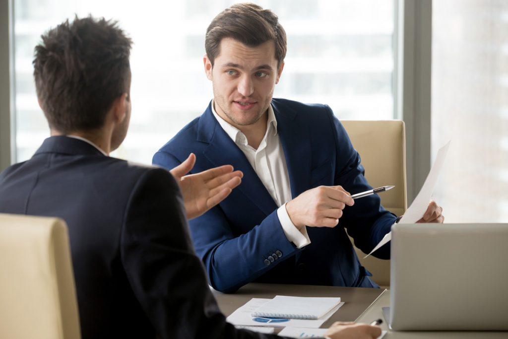 ビジネス交渉術8選!心理学に基づいた交渉術をまとめました  マケフリ