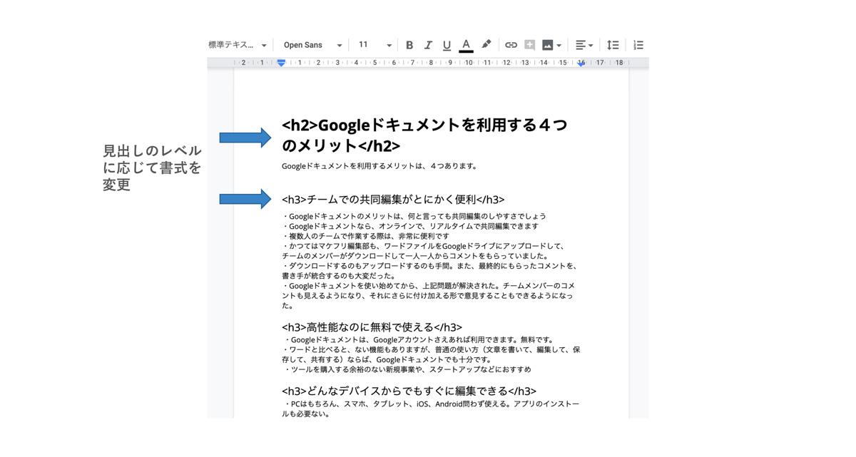 グーグル ドキュメント 縦 書き