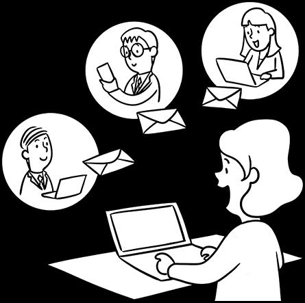メールマーケティングセミナーLPの画像